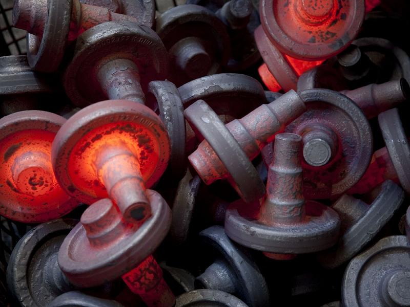 what makes drop forging best for industrial metal components
