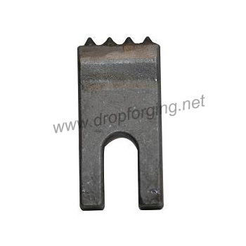 drop forged auger teeth