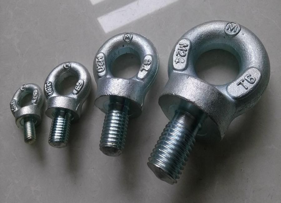 drop forged eyebolts