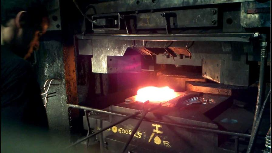 drop forging china