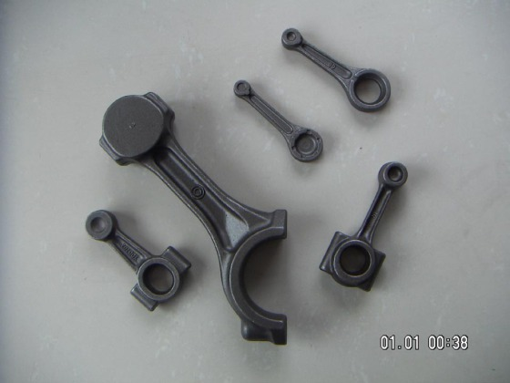 forged connecting rods